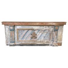 18th Century Portuguese Altar Facade, Altar Console