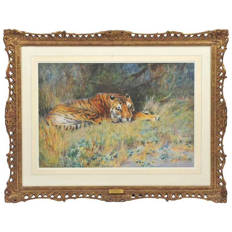 Arthur Wardle, 'Midday rest' For Sale