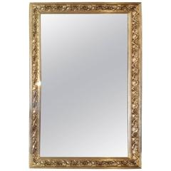 Antique  spectacular  Mirror Napoleon III