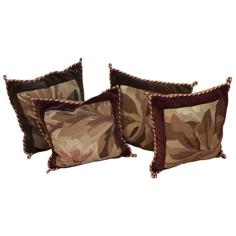 Aubuson Pillows For Sale