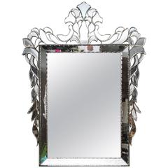 Unique Venetian Mirror