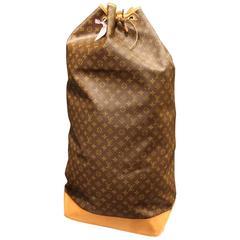 1970s Extra Large Louis Vuitton Marin Bag