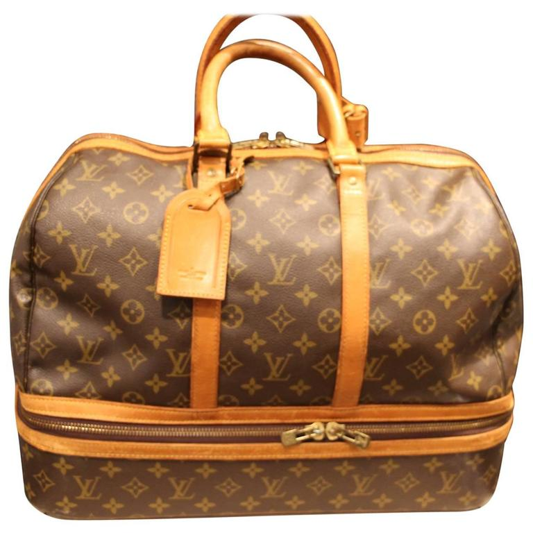 Louis Vuitton Largetravel Bag For Sale At 1stdibs
