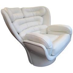 Joe Colombo by Comfort Elda Chair for Stendig