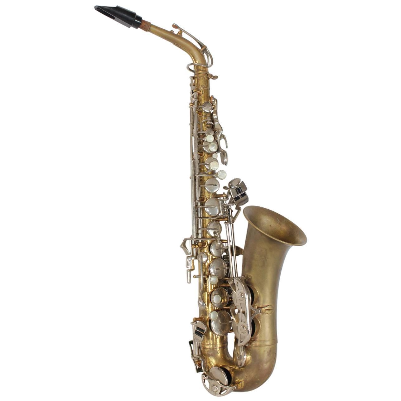 Vintage Selmer Saxophone 102