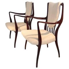 Pair of Andrew J. Milne Armchairs, circa 1947, UK