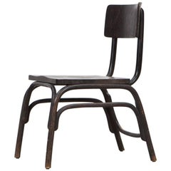Ferdinand Kramer Bentwood Easy Chair
