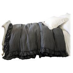 Pure Irish Linen Bedding Sofia Duvet Cover