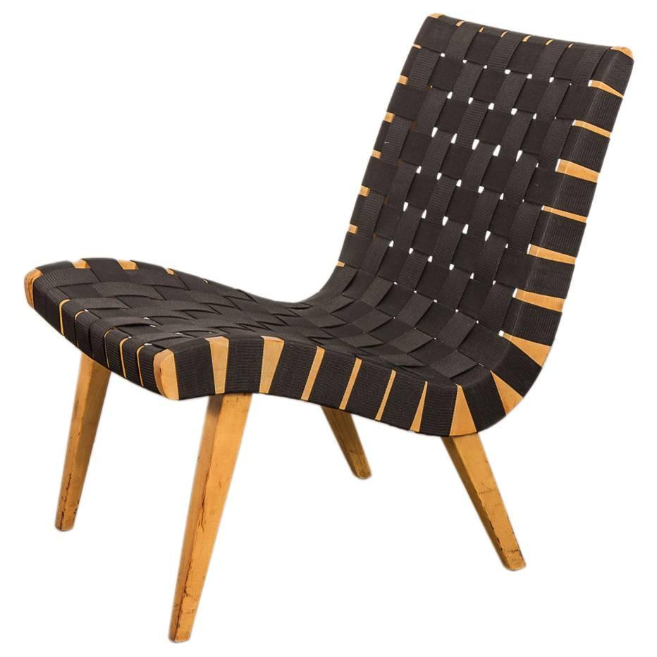 Delicieux Jens Risom Lounge Chair For Knoll For Sale At 1stdibs