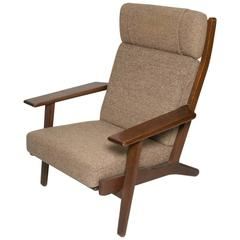 Hans Wegner GE290 Lounge Chair for GETAMA