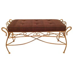 French 1940s Bench