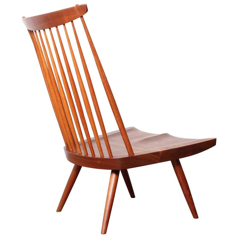 Lounge Chair By George Nakashima For Sale At 1stdibs