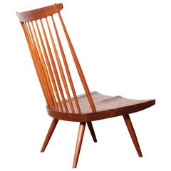 George Nakashima Chairs george nakashima lounge chairs - 15 for sale at 1stdibs