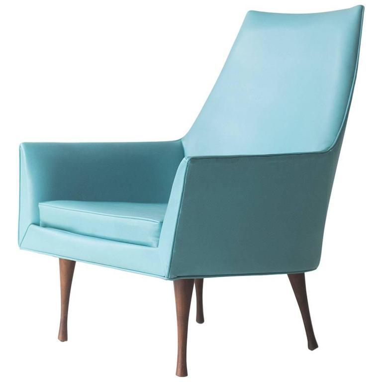 Paul McCobb Lounge Chair for Widdicomb, Symmetric Group