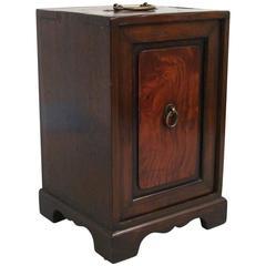 Japanese or Korean Hardwood Storage Box