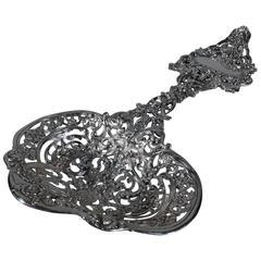 Tiffany Gilded Age Sterling Silver Bonbon Scoop