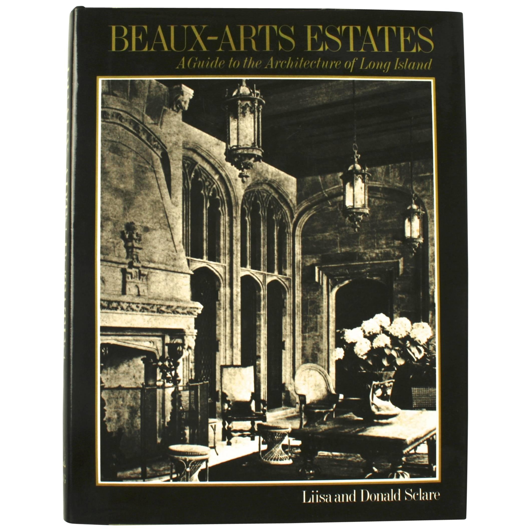 Beaux-Arts Estates, A Guide to the Architecture of Long Island, First Edition