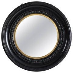 Massive George IV Convex Mirror