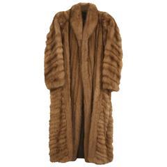 Bob Mackie Sable Fur Coat