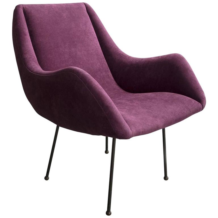 Lounge Chair by Carlo Hauner for Forma, Brazil, circa 1960