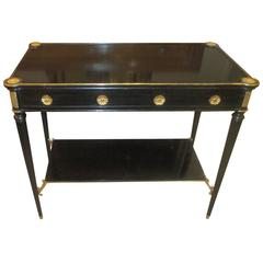 Maison Jansen Bronze-Mounted Server in the Directoire Manner