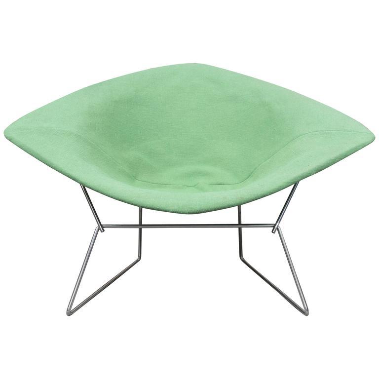 Harry Bertoia Diamond Chair for Knoll For Sale