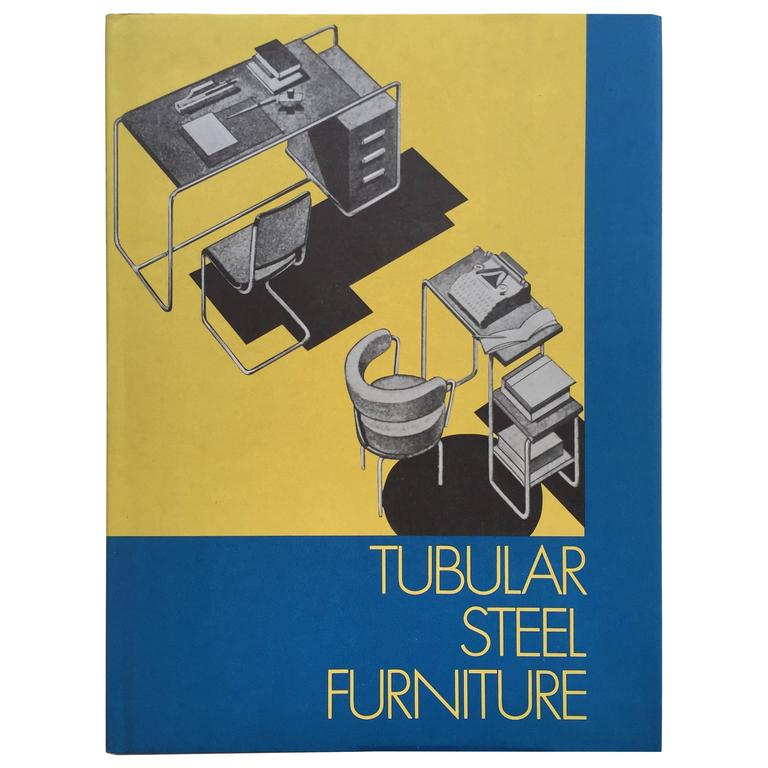 Tubular Steel Furniture, Reyner Banham, 1979 For Sale