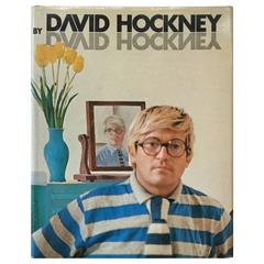 David Hockney by David Hockney, Signed