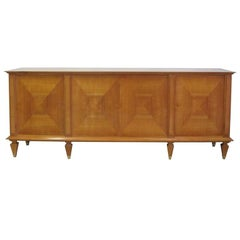 Important Modern Neoclassical Sideboard by André Arbus, France, 1949