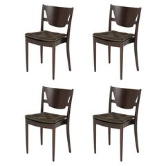 Set of Danish Side Chairs