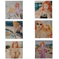 Set of Six Stefanie Schneider Prints