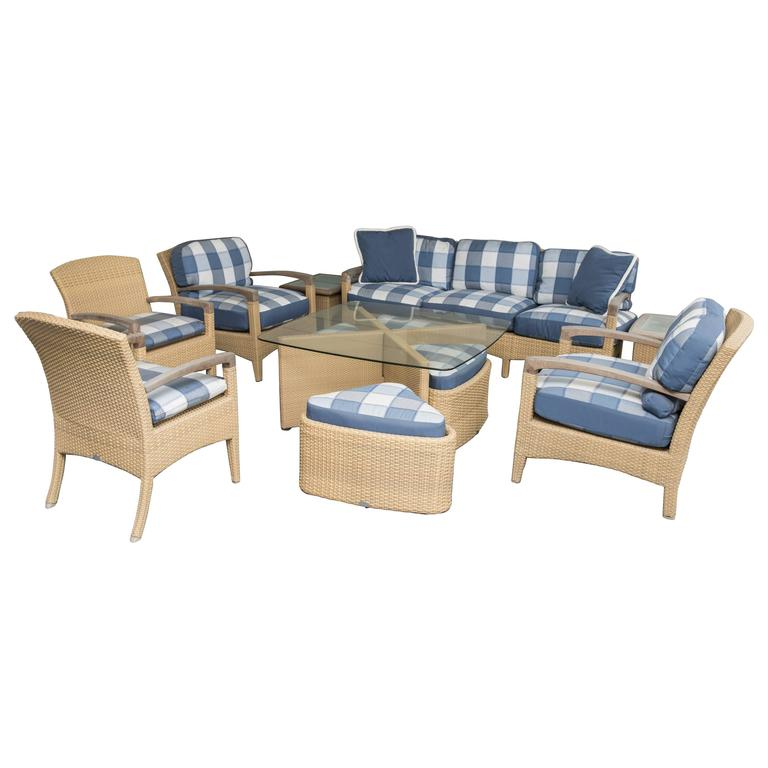 Set of Outdoor Furniture For Sale
