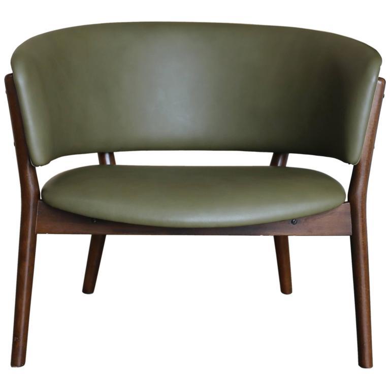 Lounge Chair by Nanna Ditzel