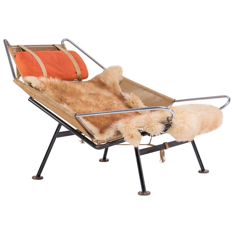 Flag Halyard Chair by Hans Wegner for GETAMA 1