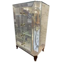 20th Century Mirrored Chest of Drawers