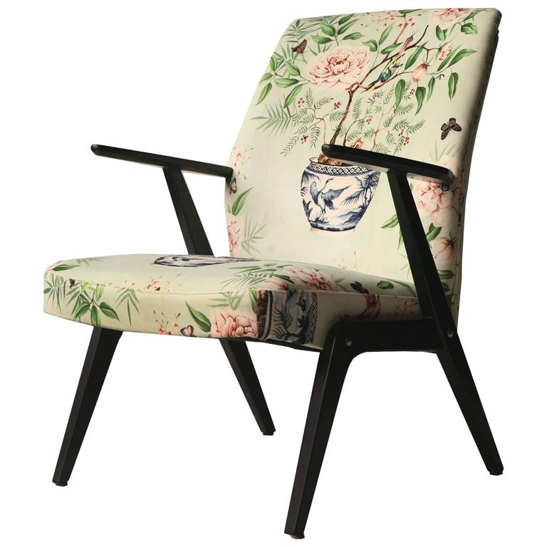 Armchair Designed By Bengt Ruda And Edited By Ruben