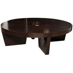 Harvey Probber Split Nuclear Cocktail or Coffee Table