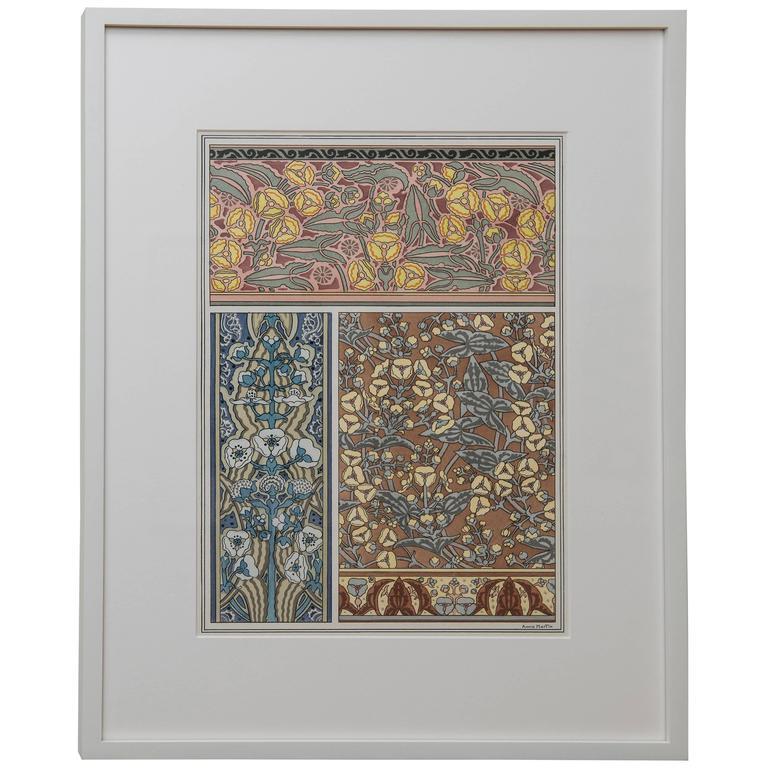 Decorative Wallpaper Print