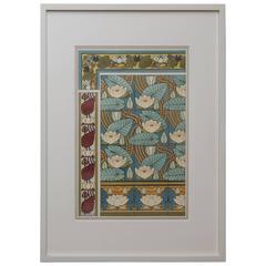 Decorative Wallpaper Piece