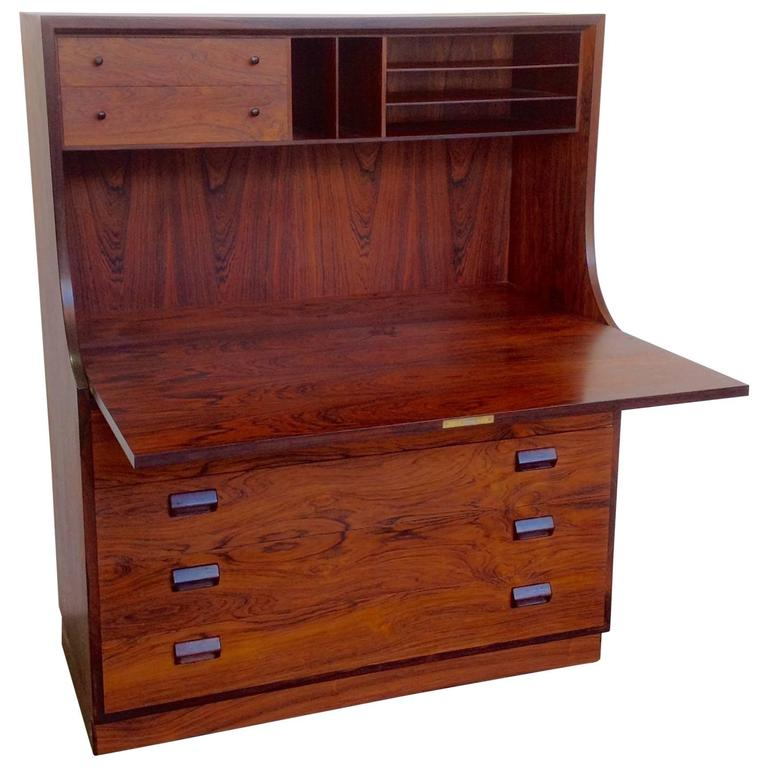 Børge Mogensen Danish Modern Secretary Desk For Sale at