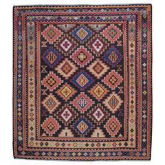Large Azeri Kilim Rug