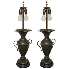 Églomisé Lamps