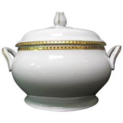 Tiffany & Co. Soup Tureen and Lid