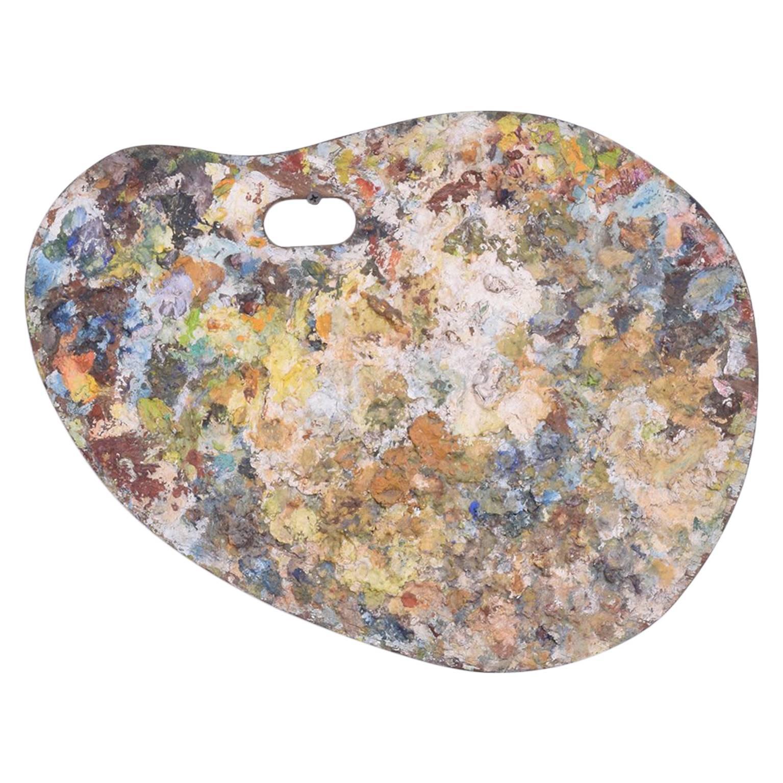 Painters Palette Art Piece, 1960s