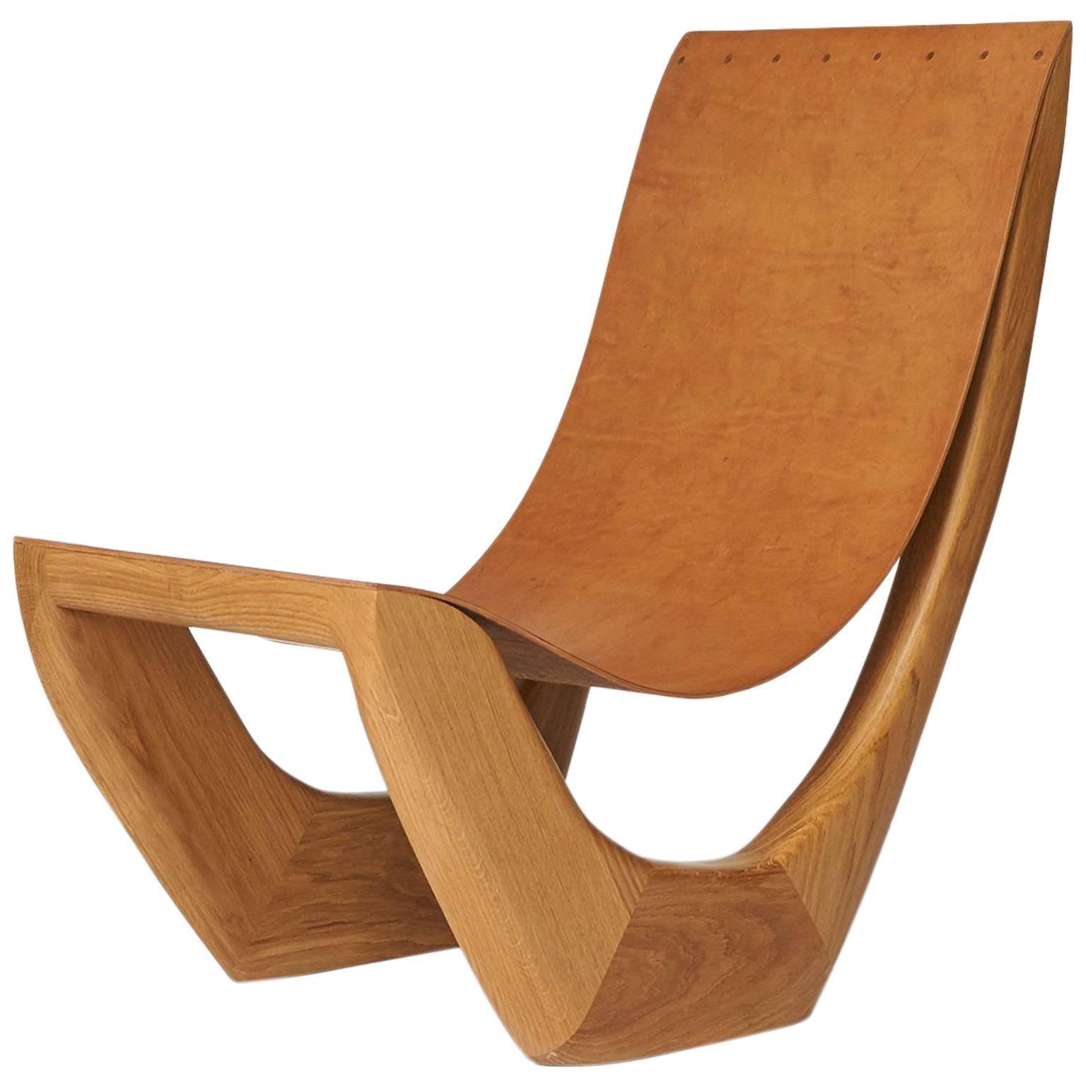 Side Chair by Kaspar Hamacher