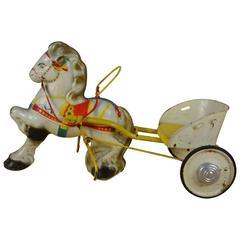 1960s Sebel Mobo Toy Carrey Trailer
