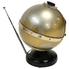 Vista Globe Transistor Radio, Model NTR-6G