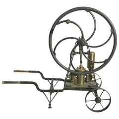 Vintage Vineyard Pump, circa Early 20th Century