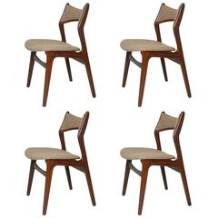 Erik Buck Model #310 Dining Chairs