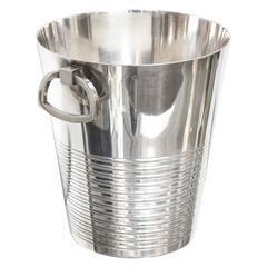 French Deco St Medard Ice Bucket